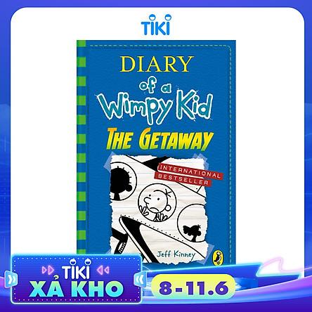 Diary of a Wimpy Kid 12: The Getaway (International Bestseller) (Paperback)