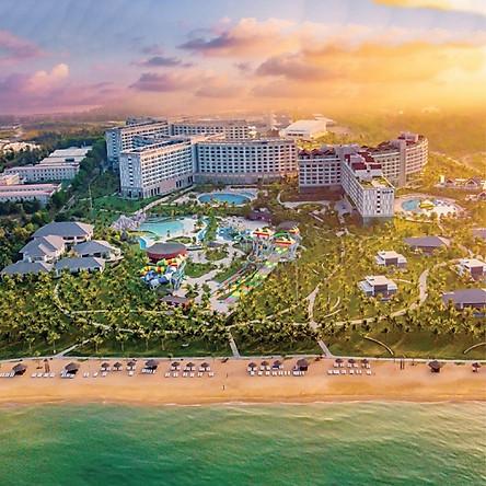 Gói 3N2Đ Vinpearl VinOasis Resort 5* Phú Quốc - Buffet Sáng, Công Viên Nước, Hồ Bơi, Bãi Biển Riêng