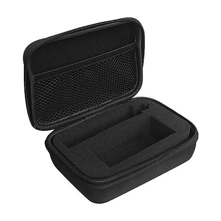 Portable Carry Storage Bag Box Hard Shell Case Protective Travel Bag For Insta360 Evo Vr Folding Camera Accessory - Black