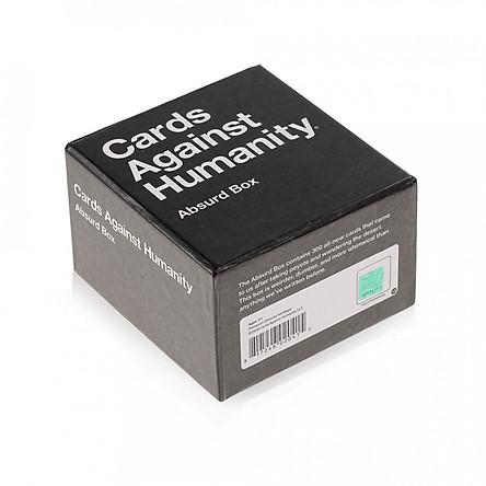 Bộ Thẻ trò Chơi Cards Against Humanity Đen