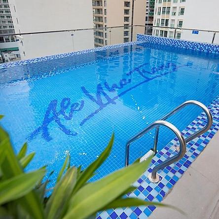 Ale Nha Trang Hotel 4* - Hồ Bơi, Buffet Sáng, Gần Biển, Ngay Trung Tâm