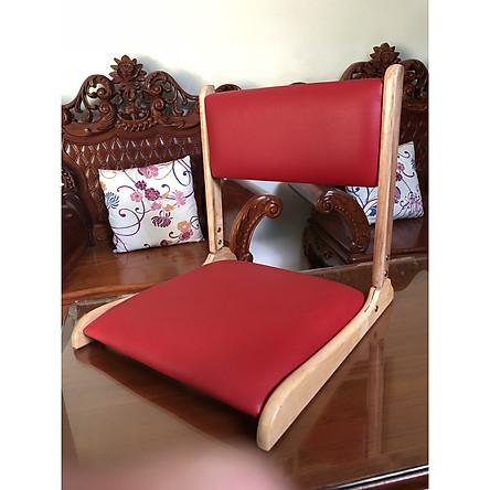 Ghế bệt xếp gấp gọn kiểu Nhật Pisu