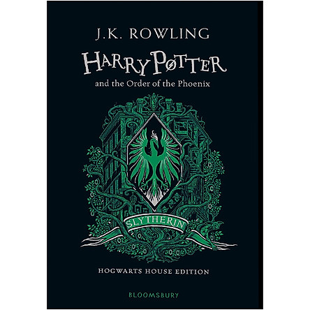 Harry Potter and the Order of the Phoenix - Slytherin Edition (Hardback)