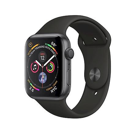 Đồng Hồ Thông Minh Apple Watch Series 4 GPS Aluminum Case With Sport Band VN/A - Hàng Chính Hãng