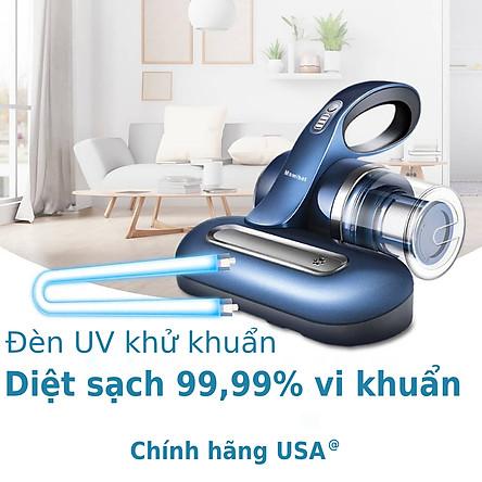 Máy hút bụi diệt khuẩn giường nệm Mamibot Uvlite100 - Hành chính hãng