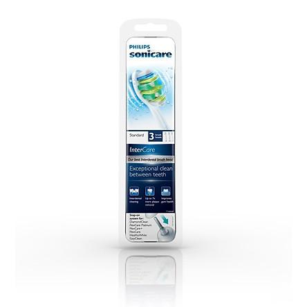 Đầu bàn chải tiêu chuẩn của Philips cho bàn chải đánh răng sonic 3 gói HX9003