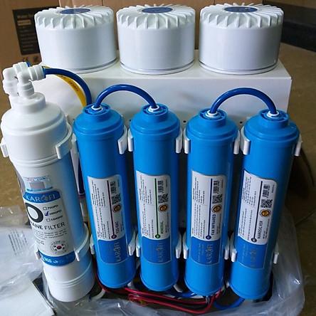 Máy lọc nước Karofi không tủ SLIM S-S038 (8 cấp)- Hàng chính hãng