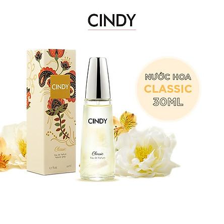Nước Hoa Nữ Cindy Classic 30ml Chính Hãng