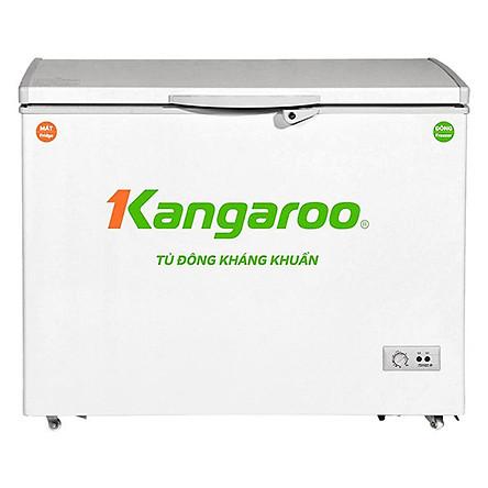 Tủ Đông Kháng Khuẩn Kangaroo KG235C1 (235L)-Hàng chính hãng