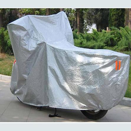 Bạt phủ xe máy - Bạt 3D che nắng cao cấp