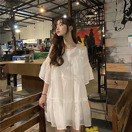 Đầm babydoll xinh xắn