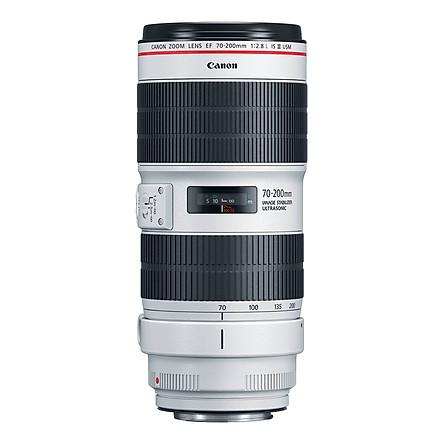 Lens Canon EF 70-200mm f/2.8L IS III USM -Hàng chính hãng