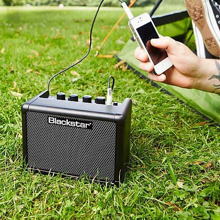 (Chính hãng Blackstar) Electric Amplifier BLACKSTAR FLY 3 series 3Watts Black BA102012