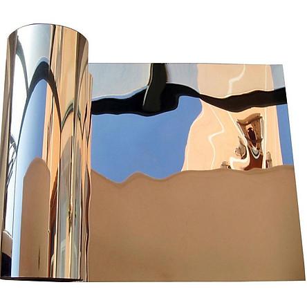 Tấm Tráng Gương Dán Tường Trang Trí Nội Thất (60*100cm)