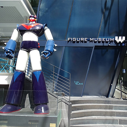 Vé Bảo Tàng Figure Museum W Seoul, Hàn Quốc