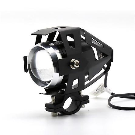 Đèn Trợ Sáng - Đèn Led U5 Cho Xe Máy, Xe Motor và Oto