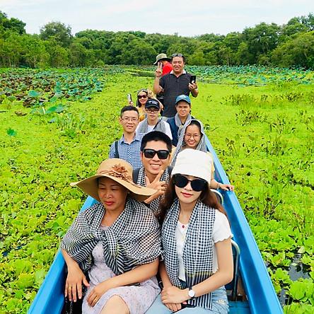 Tour du lịch miền Tây 2N1Đ | Sài Gòn – An Giang – Cần Thơ