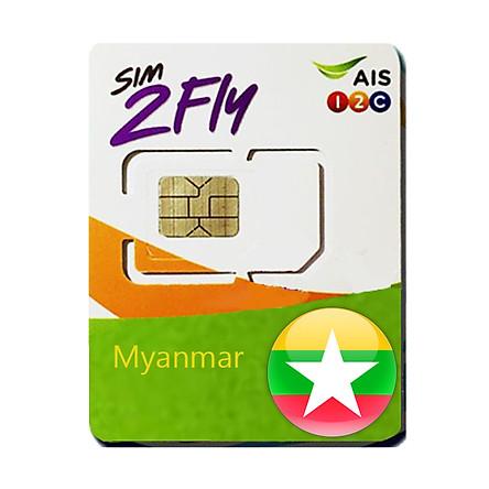 Sim Myanmar 4G Tốc Độ Cao
