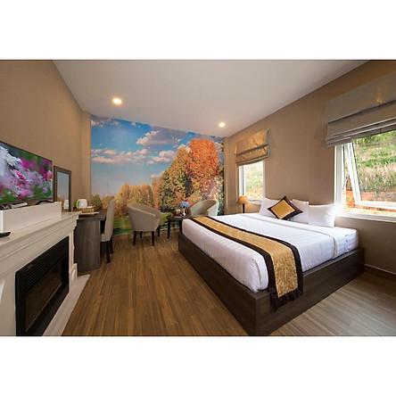 Đà Lạt Wonder Resort 4 Sao 3N2Đ [Voucher/Combo Khách Sạn/Resort Đà Lạt]