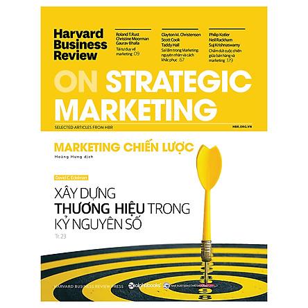 Harvard Business Review - ON STRATEGIC MARKETING - Marketing Chiến Lược