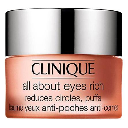 Kem Dưỡng Da Vùng Mắt All About Eyes Rich - Clinique - 6KAK010000 (15ml)