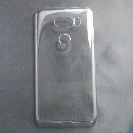 Ốp lưng cứng dành cho LG V30 trong suốt