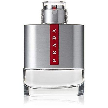 Prada Luna Rossa By Prada for men Eau De Toilette Spray 3.4 Fluid Ounce
