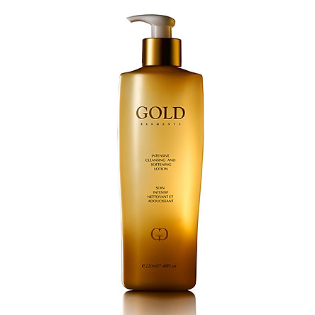 Sửa rữa mặt Gold Elements Intensive Cleansing and Softening Lotion