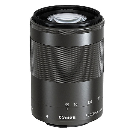 Lens Canon EF-M 55-200mm f/4.5-6.3 IS STM - Hàng Chính Hãng