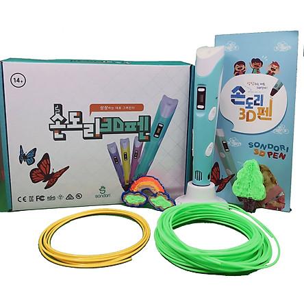 Bộ bút 3D Dori cầm tay (fullbox)