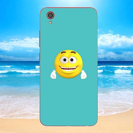Ốp điện thoại dành cho máy Vivo Y91C - emojis nhiều cảm xúc MS EMGES044