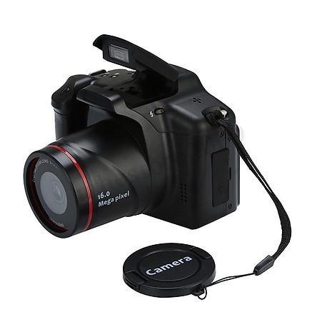 Camera Kỹ Thuật Số Chống Rung Kèm Mic (16Mp HD 1080P 2.4 Inch)