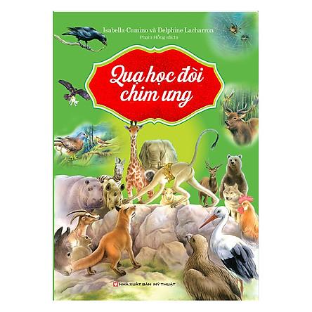 Quạ Học Đòi Chim Ưng (Bìa Mềm)