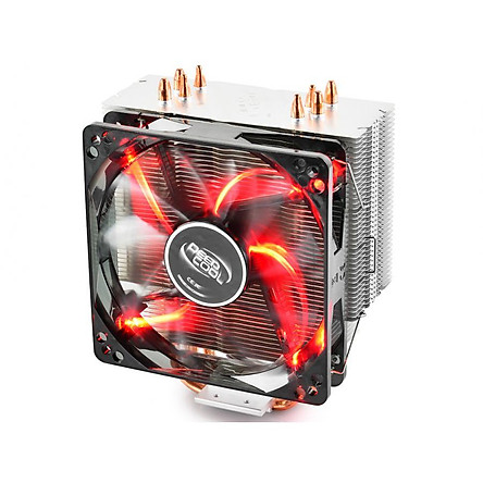 Bộ tản nhiệt cho CPU Deepcool Gammaxx 400 Red- Hàng Chính Hãng