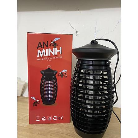 Đèn bắt muỗi và các loại côn trùng hiệu AN MINH model CA02