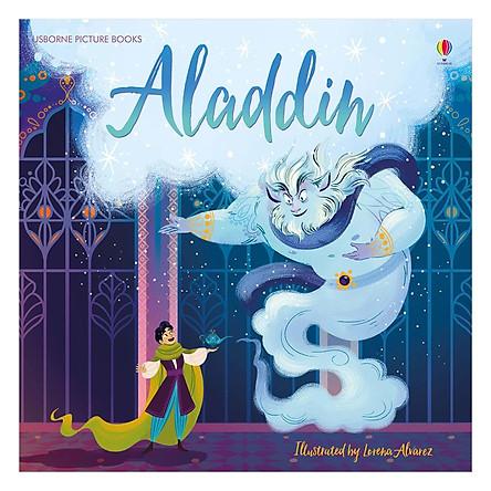 Usborne Aladdin