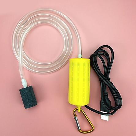 Dụng Cụ Bơm Oxy Cho Bể Cá USB