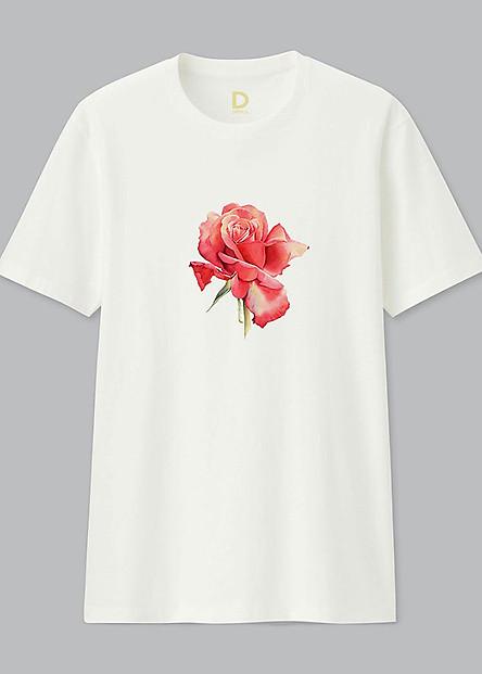 áo thun nữ Dotilo Rose