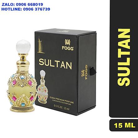 Tinh Dầu Nước Hoa Dubai Sultan Dành Cho  Nam - Nữ