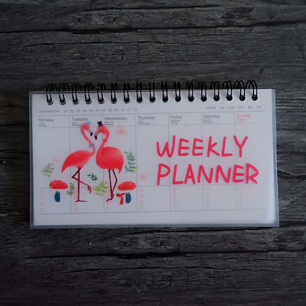 Sổ Kế Hoạch Tuần - Weekly Planner