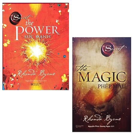 combo The Power - Sức Mạnh + The Magic - Phép màu