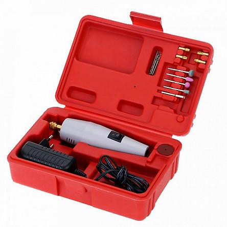 Máy khoan mini khoan gỗ nhựa mỏng, làm đồ chơi, lồng chim, chế đồ,mạch điện tử mạch in mô hình