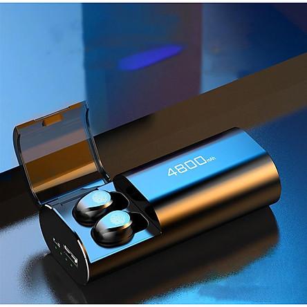 Tai Nghe Bluetooth 5.0 VINETTEAM S11 Chất Lượng Cao -Tự Động Kết Nối -Dùng Cho Tất Cả Các Dòng Điện Thoại- Phiên Bản Cảm Ứng- Hàng Chính Hãng