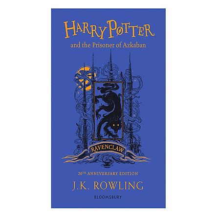 Harry Potter and the Prisoner of Azkaban (Ravenclaw Edition Paperback) (English Book)