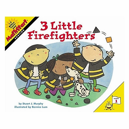 Mathstart L1: 3 Little Firefighters