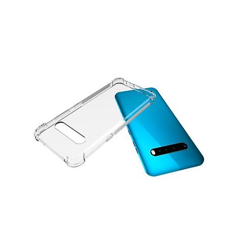 Ốp lưng dành cho LG V60 ThinQ bảo vệ camera, dẻo trong suốt, chống va đập