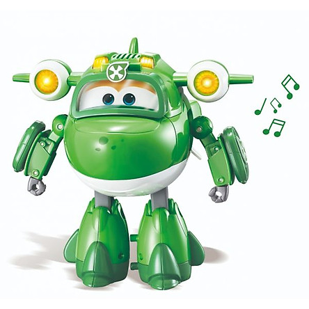 Đồ chơi mô hình SUPERWINGS Robot Biến Hình Cỡ Lớn Có Đèn Và Âm Thanh - Mira Siêu Cấp YW740928