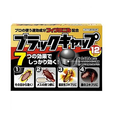 Thuốc viên diệt gián nội địa Nhật Bản