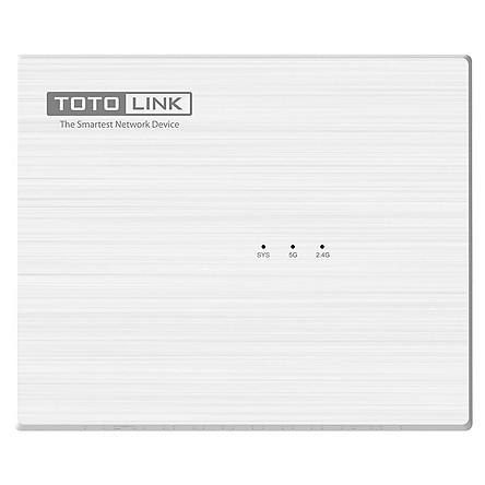 Router Wi-Fi Không Dây Băng Tần Kép AC1200 TOTOLINK A830R - Hãng Phân Phối Chính Thức