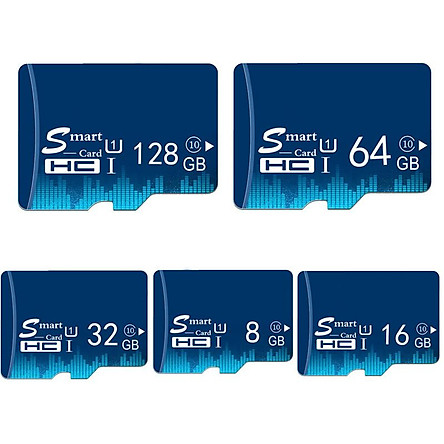 8/16/32/64/128GB Memory Card Micro SDXC TF Card High Transfer Speed Class 10 Safety Storage Stable Data Deliver